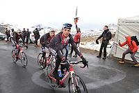 24th May 2021, Giau Pass, Italy; Giro d'Italia, Tour of Italy, route stage 16, Sacile to Cortina d'Ampezzo ; 34 RAVANELLI Simone ITA