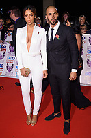 Rochelle and Marvin Humes<br /> at the Pride of Britain Awards 2017 held at the Grosvenor House Hotel, London<br /> <br /> <br /> ©Ash Knotek  D3342  30/10/2017