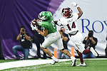 Selected highlights from the 2017 R+L Carriers New Orleans Bowl as the Troy Trojans defeated the North Texas Mean Green, 50-30.