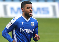 Dominic Samuel of Gillingham during Gillingham vs Oxford United, Sky Bet EFL League 1 Football at the MEMS Priestfield Stadium on 10th October 2020