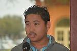 Barun Magar from Nepal.