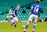 Celtic v St Johnstone…06.12.20   Celtic Park      SPFL<br />Ali McCann breaks forward<br />Picture by Graeme Hart.<br />Copyright Perthshire Picture Agency<br />Tel: 01738 623350  Mobile: 07990 594431