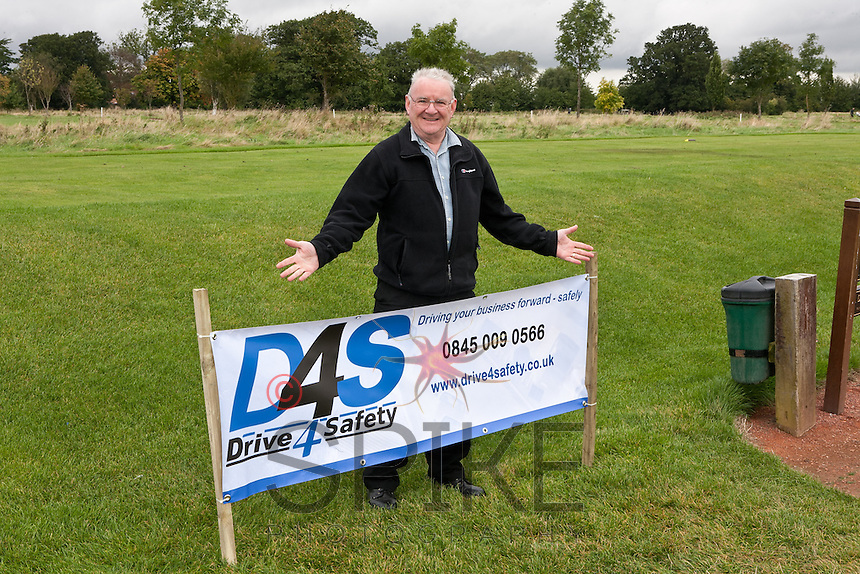 Mike and Trevor of Drive 4 Safety sponsored the longest drive