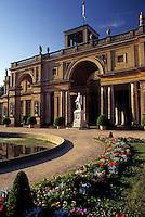 castle, Potsdam, Germany, Brandenburg, Europe, Orangerieschloss