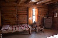 Amérique/Amérique du Nord/Canada/Québec/ Mauricie/Mandeville: A la ourvoirie Koubek à Lac La Chute -une Chambre