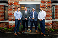 2019  08 22 Waterstones show home launch at Copper Beeches development in Killay Swansea, Wales, UK.