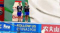 CERRUTI Linda ITA<br /> Gwangju South Korea 12/07/2019<br /> Artistic Swimming Solo Technical Preliminaries<br /> 18th FINA World Aquatics Championships<br /> Yeomju Gymnasium <br /> Photo © Giorgio Scala / Deepbluemedia / Insidefoto