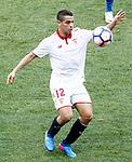 Sevilla FC's Wissam Ben Yedder during La Liga match. March 19,2017. (ALTERPHOTOS/Acero)