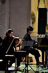 Chiesa San Giovanni del Toro<br /> Conservatorio di Musica 'Benedetto Marcello' di Venezia<br /> Anna Piani, Emanuele Bastanzetti, Renée Guerrini, violino<br /> Martina Donolato, corno<br /> Sumadi Sharana Oyunchuluun, Arianna Bastanzetti, pianoforte<br /> Eiling Virginia Labarca Bencomo, viola<br /> Estella Candito-Miliopoulou, violoncello<br /> <br /> Musiche di Brahms, Schumann