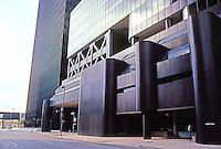 Houston: Houston Center--Megastructure. NE side. Photo '80.