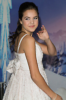 """HOLLYWOOD, CA - NOVEMBER 19: Bailee Madison at the World Premiere Of Walt Disney Animation Studios' """"Frozen"""" held at the El Capitan Theatre on November 19, 2013 in Hollywood, California. (Photo by David Acosta/Celebrity Monitor)"""