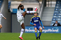 Ro-Shaun Williams of Shrewsbury Town during AFC Wimbledon vs Shrewsbury Town, Sky Bet EFL League 1 Football at The Kiyan Prince Foundation Stadium on 17th October 2020