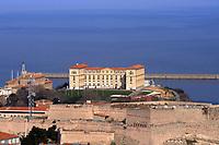 - Marsiglia, il Palais du Pharo, antica dimora estiva dell'imperatore Napoleone III<br /> <br /> <br /> <br /> - Marseille, the Palais du Pharo,  former summer residence of Emperor Napoleon III