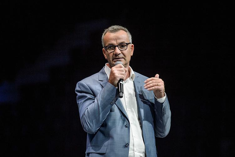 Franck Delafosse - Convention Interne Banque Populaire Méditerranée 2018 - ARENA du Pays d'Aix - Aix-en-Provence