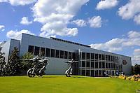 17-19  July, 2009, Birmingham, Alabama USA.Barber Vintage Motorsports Museum.©2009 F.Peirce Williams, USA.