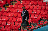 Scotland support arrives pre match during the UEFA 2020 European Championship group match between England and Scotland at Wembley Stadium, London, England on 18 June 2021. Photo by Mark Hawkins / PRiME Media Images.