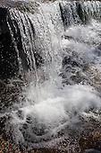 Brazil. Canarana to Barra do Garcas; Cristalina waterfalls.