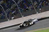 #61: Timmy Hill, Hattori Racing Enterprises, Toyota Camry ROOFCLAIM.COM / VSI RACING