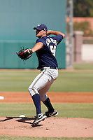 Kyle Heckathorn - Milwaukee Brewers 2009 Instructional League. .Photo by:  Bill Mitchell/Four Seam Images..