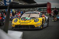 #72 HUB AUTO RACING (TPE)  PORSCHE 911 RSR – 19 LMGTE PRO - DRIES VANTHOOR (BEL)/ ALVARO PARENTE (PRT) / MAXIME MARTIN (BEL) - OFFICIAL PICTURE 24 HOURS OF LE MANS
