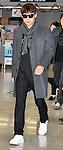 JYJ, Yoochun, December 12, 2014, Osaka, Japan : Korean singer Yoo-chun Park of JYJ arrives Kansai International Airport in Osaka, Japan, on December 12, 2014.