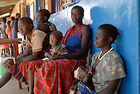 "Afrika Uganda Karamoja , kirchliches Krankenhaus in Kotido , Behandlung von Karimojong Frauen und ihren Babies -  Afrikaner Indigene Voelker afrikanisch xagndaz | .Africa Uganda Karamoja , health station in Kotido , treatment of Karimojong a pastoral tribe .  -  indigenous people  .| [ copyright (c) Joerg Boethling / agenda , Veroeffentlichung nur gegen Honorar und Belegexemplar an / publication only with royalties and copy to:  agenda PG   Rothestr. 66   Germany D-22765 Hamburg   ph. ++49 40 391 907 14   e-mail: boethling@agenda-fototext.de   www.agenda-fototext.de   Bank: Hamburger Sparkasse  BLZ 200 505 50  Kto. 1281 120 178   IBAN: DE96 2005 0550 1281 1201 78   BIC: ""HASPDEHH"" ,  WEITERE MOTIVE ZU DIESEM THEMA SIND VORHANDEN!! MORE PICTURES ON THIS SUBJECT AVAILABLE!! ] [#0,26,121#]"