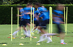 070814 Rangers training