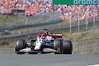 3rd September 2021: Circuit Zandvoort, Zandvoort, Netherlands;   FORMULA 1 HEINEKEN DUTCH GRAND PRIX 2021  Kimi Raikkonen FIN 7 , Alfa Romeo Racing ORLEN