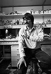 Professor Simon Wain-Hobson Pasteur Institute, Institut Pasteur, Paris, France 1985.