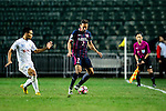 FC Kitchee Midfielder Fernando Augusto (r) in action during the AFC Champions League 2017 Preliminary Stage match between  Kitchee SC (HKG) vs Hanoi FC (VIE) at the Hong Kong Stadium on 25 January 2017 in Hong Kong, Hong Kong. Photo by Marcio Rodrigo Machado/Power Sport Images