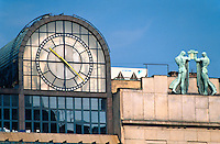 Tschechien, Prag, Kommerz-Bank auf der Na Prikope, Unesco-Weltkulturerbe