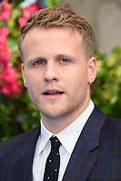 "Josh Dylan<br /> arriving for the ""Mama Mia! Here We Go Again"" World premiere at the Eventim Apollo, Hammersmith, London<br /> <br /> ©Ash Knotek  D3415  16/07/2018"