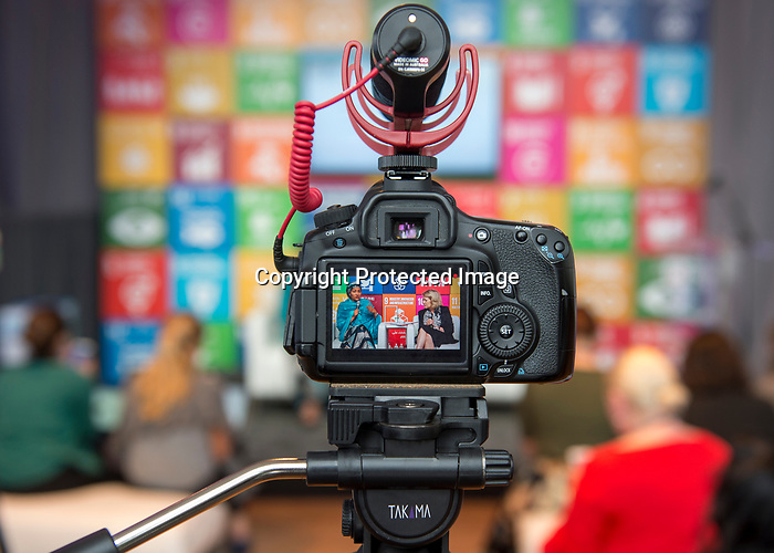 DSG Interview at the SDG Zone