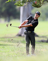 Luke Brown. Christies Flooring Mt Maunganui Golf Open, Mt Maunganui, Tauranga, New Zealand, Friday 11 December 2020. Photo: Simon Watts/www.bwmedia.co.nz
