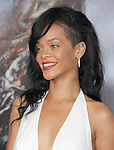 Rihanna attends Universal Pictures' American Premiere of Battleship held at Nokia Theatre L.A. Live in Los Angeles, California on May 10,2012                                                                               © 2012 DVS / Hollywood Press Agency