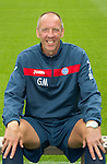 St Johnstone FC...Season 2011-12.Gordon Marshall, goalkeeping coach.Picture by Graeme Hart..Copyright Perthshire Picture Agency.Tel: 01738 623350  Mobile: 07990 594431