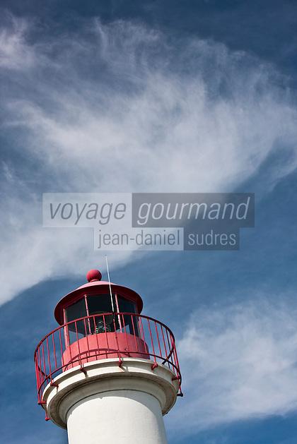 Europe/France/Poitou-Charentes/17/Charente-Maritime/Ile de Ré/Saint-Martin-de-Ré: le phare