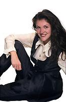 Exclusive Photo<br /> Martine Chevrier, circa 1993<br /> Photo : Images Distribution<br /> <br /> PHOTO : Agence Quebec Presse - stephane Fournier
