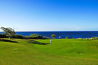 Hole 17, The Challenge golf course at Manele, Lanai, Jack Nicklaus design