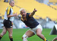131005 Rugby - Wellington v Manawatu Under-18s