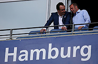 12.05.2018, Football 1. Bundesliga 2017/2018, 34.  match day, Hamburger SV - Borussia Moenchengladbach, Volksparkstadium Hamburg. , Aufsichtsratsvorsitzende HSV Football AG and president des HSV e.V. Bernd Hoffmann (Hamburg)  *** Local Caption *** © pixathlon<br /> <br /> +++ NED + SUI out !!! +++<br /> Contact: +49-40-22 63 02 60 , info@pixathlon.de