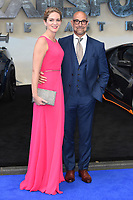 "Felicity Blunt and Stanley Tucci<br /> at the ""Transformers:The Last Night"" Global premiere, Leicester Square, London. <br /> <br /> <br /> ©Ash Knotek  D3284  18/06/2017"