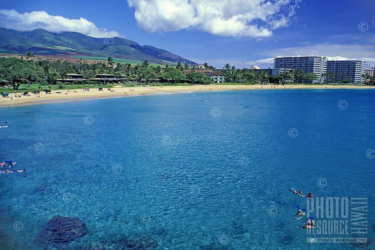 Kaanapali beach, Maui, West coast