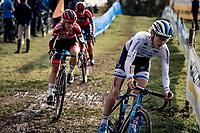 European Champion Yara Kastelijn (NED/Credishop-Fristads)<br /> <br /> Koppenbergcross 2020 (BEL)<br /> women's race<br /> <br /> ©kramon