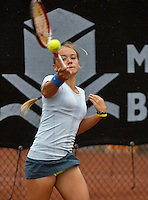 07-08-13, Netherlands, Rotterdam,  TV Victoria, Tennis, NJK 2013, National Junior Tennis Championships 2013, <br /> Judith van Kessel<br /> <br /> Photo: Henk Koster