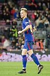 Ivan Rakitic of FC Barcelona during the La Liga 2017-18 match between FC Barcelona and Deportivo La Coruna at Camp Nou Stadium on 17 December 2017 in Barcelona, Spain. Photo by Vicens Gimenez / Power Sport Images