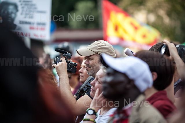Diego, Journalist and TV Presenter.<br />