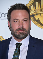 Ben Affleck @ the photocall for WB films presentation held @ The Colosseum at Caesars Palace.<br /> March 29, 2017 , Las Vegas, USA. # CINEMA CON 2017 - PHOTOCALL WB STUDIOS
