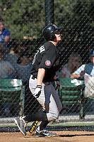 Joe Corrigan of Harvard Westlake High School during a game against JSerra High School at JSerra H.S. on January 28, 2012 in San Juan Capistrano,California.(Larry Goren/Four Seam Images)