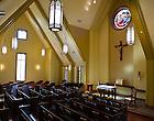 Ryan Hall Chapel..Photo by Matt Cashore/University of Notre Dame